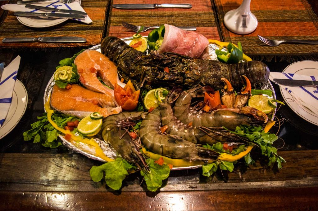 Fresh Seafood Served Everyday